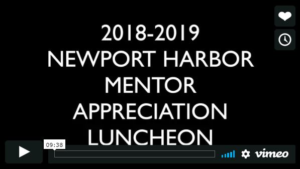 Mentor Luncheon Video