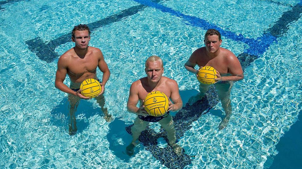 NHHS Boys Waterpolo Preveiw